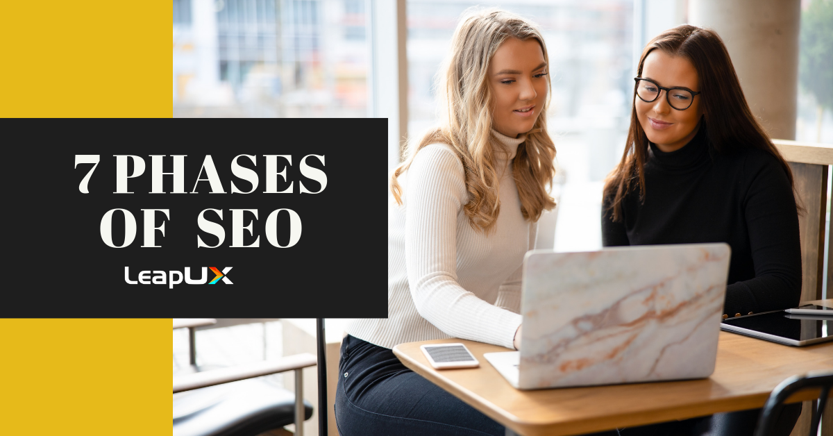 7 Phases of SEO